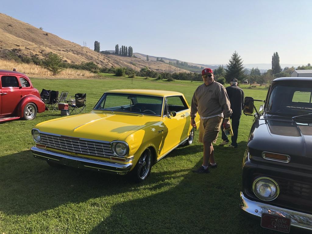 Jim Burns 1964 Chevy Nova SS